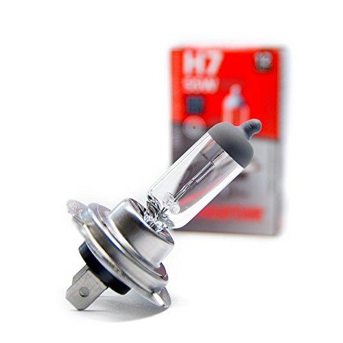2 x ampoules H7 55 W Auto Voiture Ampoules halogènes PX26d Blanc 12 V