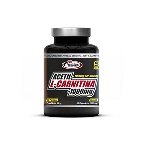 Pro Nutrition Acetil L-Carnitina 60 Cps - 72 Gr