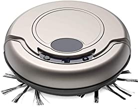 SEESEE.U Robot czyszczący robot odkurzający do Smart Dry Sweeper do suszenia i wycierania na mokro w domu, odkurzacz (kolo...