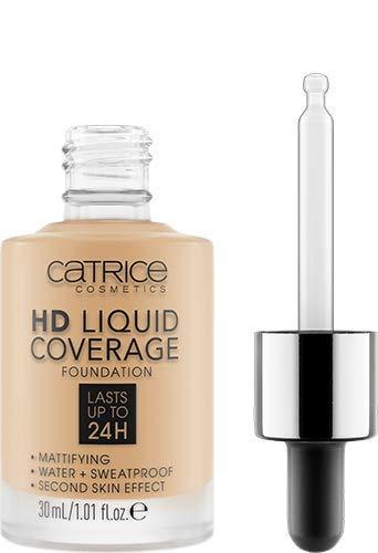 Catrice - Foundation - HD Liquid Coverage Foundation 036