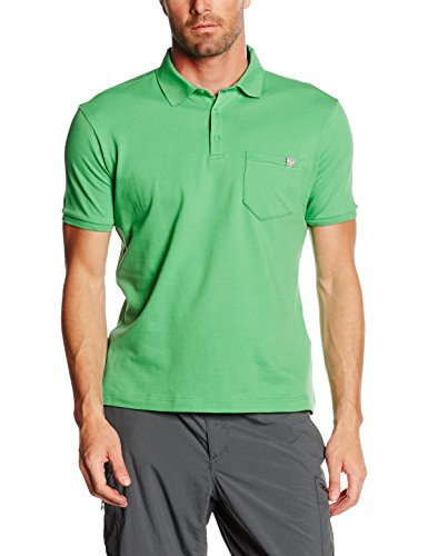Salewa Herren Poloshirt FANES CO S/S, Assenzio, 50/L