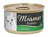 Miamor Comida para Gatos, Mezcla de pastas, 12 Unidades (12 x 85 g)