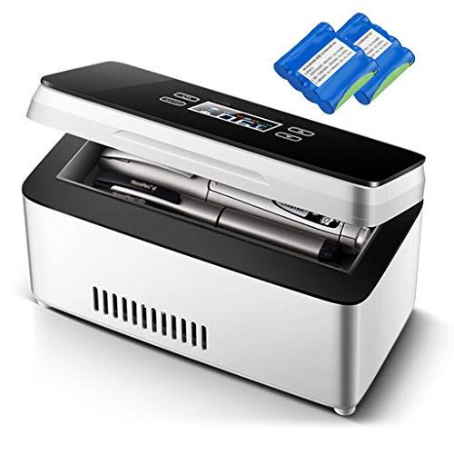 Santé Réfrigerateur Glacière Électrique Portable Mini Boîte D'Insuline Réfrigérateur Sac pour Insuline 2-8 ° C pour Voyage Voiture Médecine Réfrigérateur