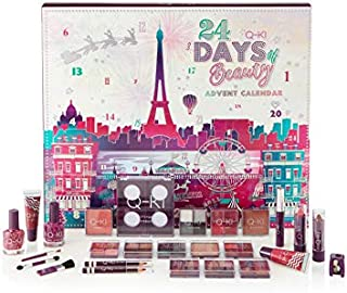 Q-KI - Paris Beauty Advent Calendar! Look FAB in The Count Down to The Festive Season!