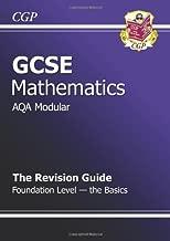 Gcse Maths Aqa Modular Revision Guide Foundation The Basics