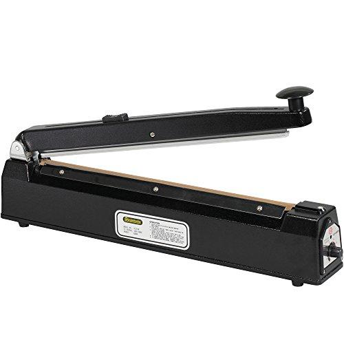 Best Deals! Impulse Sealer with Cutter, 16, 1 Each