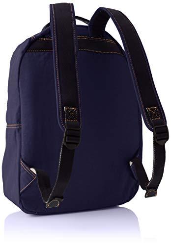 41lbxZft6RL - Kipling CLAS SEOUL Mochila escolar, 45 cm, 25 liters, Azul (Active Blue Bl)