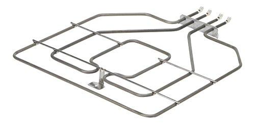 DREHFLEX - Oberhitze/Heizung/Heizelement - passt für diverse Bosch/Siemens/Neff/Constructa Herde/Backofen - passend für Teile-Nr. 00773539/773539 ersetzt 471369/00471369 E.G.O