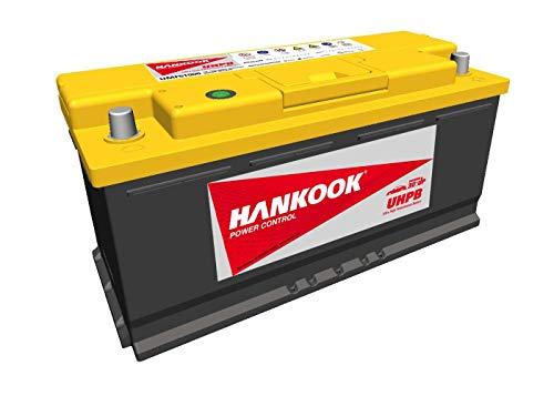 Preisvergleich Produktbild Hankook UHPB UMF 610 00 Ultra High Performance Autobatterie 12V 110Ah 950A / EN,  wartungsfrei