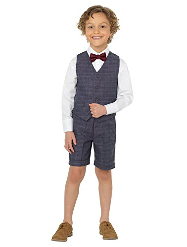 Boys First Holy Communion Suit Boys Black Communion Suit Shiny Penny 5-14 Years