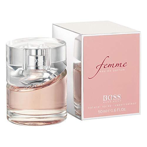 Perfume Boss Femme - Hugo Boss - Eau de Parfum Hugo Boss Feminino Eau de Parfum