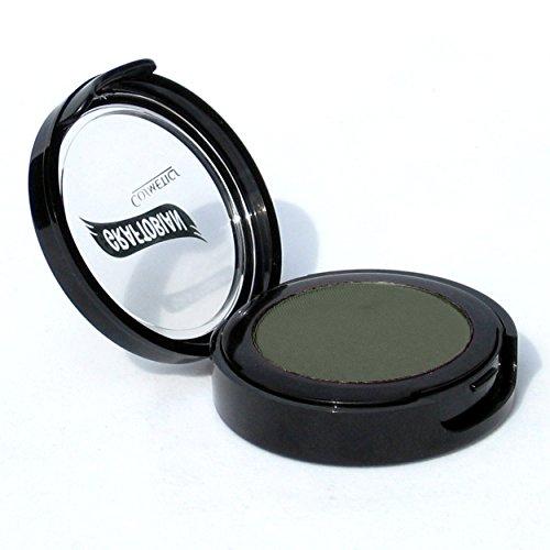 Graftobian Ultrasilk Matte Eye Shadow (Dark Jungle Green)