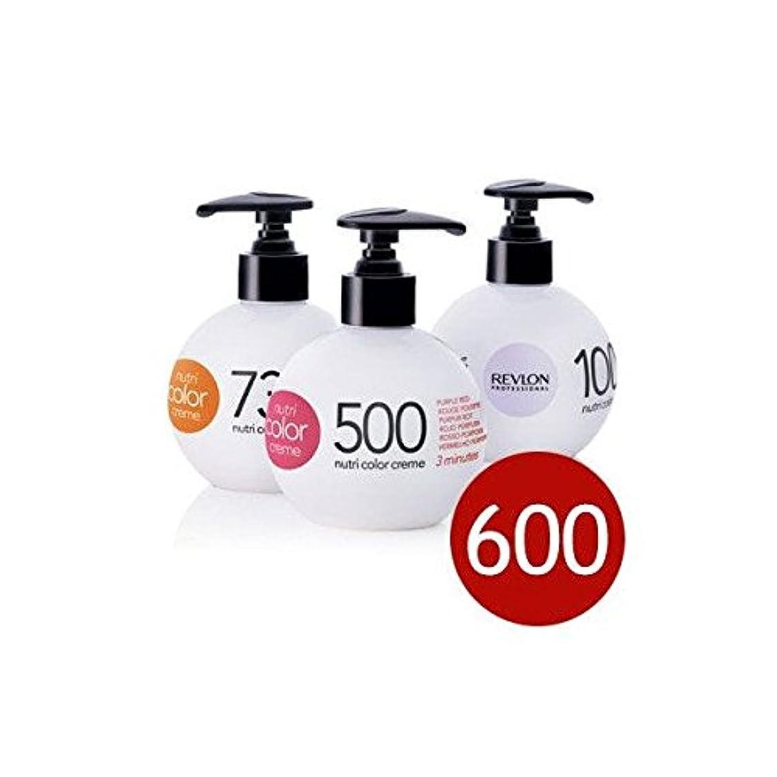 ガラス大気優れたREVLON レブロン ニュートリカラークリーム 250ml(業務用) (600)