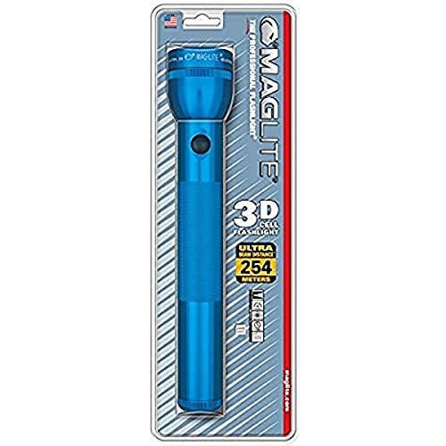 MAGLITE MAGLITE Xenon-Lampe 3D Taschenlampe blau