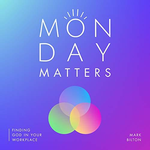 Monday Matters cover art