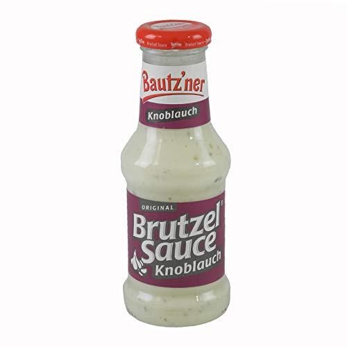 Bautzner Brutzel Sauce Knoblauch (250 ml)