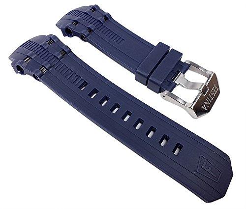 Festina Marken Uhrenarmband Kautschuk Blau für F16599 F16600 F16601 F16602