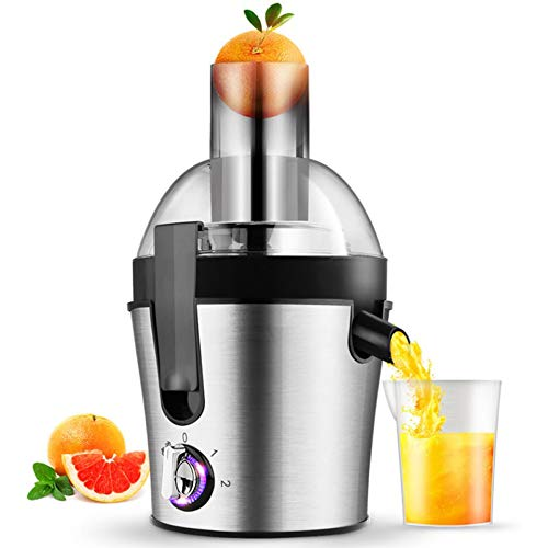 Best Deals! ZMDHLY Juicer, Chewing Juicer Slow Juicer Cold Press 300W Easy to Clean and Suitable for...