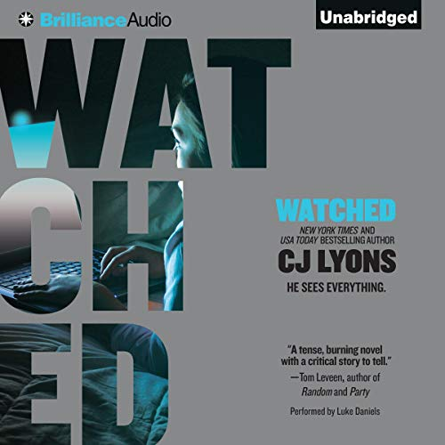 Watched Audiobook By CJ Lyons cover art