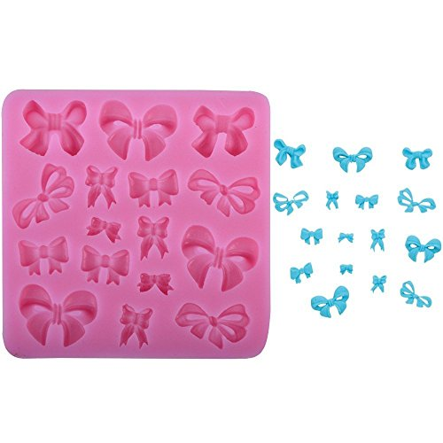 Turtle Products Moule silicone spécial nœuds