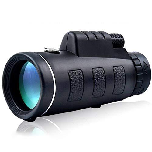 iloits Nachtsichtgerät für wenig Licht im Freien, das tragbares Teleskop Monocular wandert Linsenteleskope