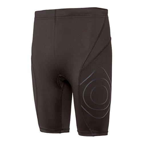 IZAS Horne Short de course-Homme-Noir-FR : XL (Taille Fabricant : XL)
