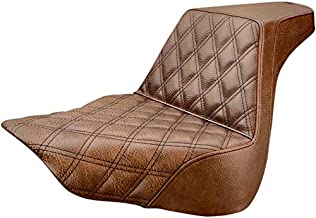 Saddlemen 818-27-172BR LS Step-Up Seat - Brown Diamond