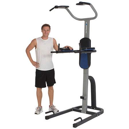 Extended Capacity Power Tower Fitness Station