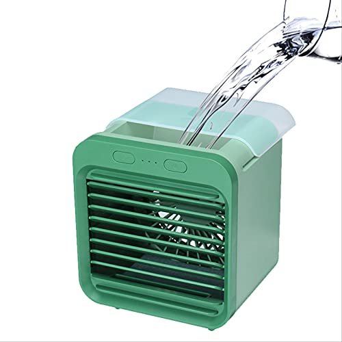 yunlie Personal Air Cooler, Portable Mini Air Conditioner, Humidifier Misting Fan, 3 Speeds,charging Mini Fan For Home, Office, Room