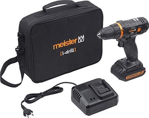 MEISTER Akkuschrauber »I-drill