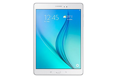 Samsung Galaxy Tab A 9.7, Wi-Fi 16GB Bianco tablet
