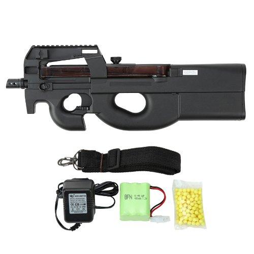 Stargate: P90 Submachine Gun   Fertig-Modell   WELL   1/1 (Originalgröße, 50 cm)