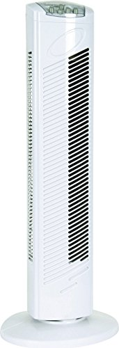 29 3 SPEED OSCILLATING TOWER FAN HOME OFFICE STAND DESK SLIM COOL AIR COOLER by BARGAINS-GALORE