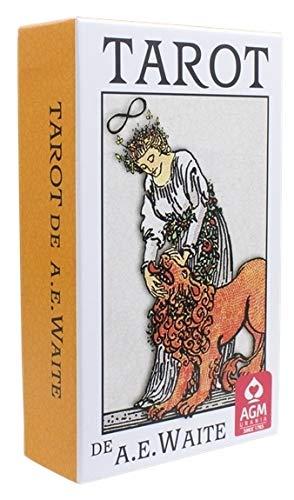 Tarot d'A. E. Waite Premium Edition Française