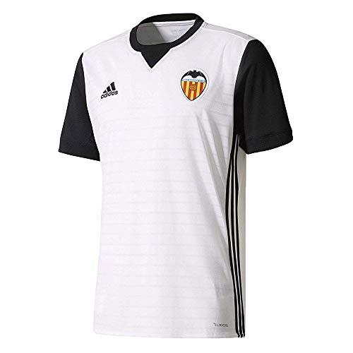 adidas Herren FC Valencia Heimtrikot, Weiß, M
