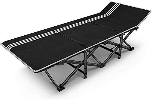 Suge Sillas reclinables plegable al aire libre Salón del hospital Silla plegable que acompañan a simple Cama portable de camping al aire libre cama, 2 Estilos silla de gravedad cero