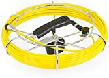 DURAMAXX Inspex Cable Adicional de 20 m - Cable de Repuesto para la cámara de inspección Inspex...