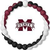 Lokai Mississippi State University Bracelet, Extra Large, 7.5'