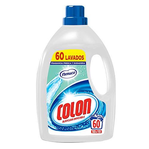 Colon Nenuco - Detergente para lavadora, adecuado para ropa blanca y de...