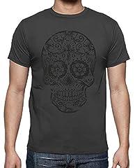 latostadora - Camiseta Sugarskull 4 para Hombre