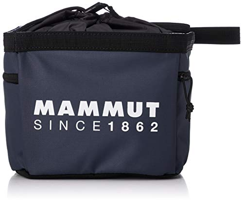 [マムート] チョークバック Boulder Cube Chalk Bag marine