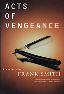 Acts of Vengeance: A Mystery (Neil Paget Police Procedures Book 4)