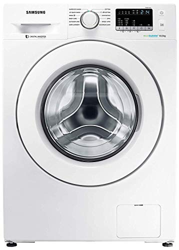 Samsung 8 kg Inverter Fully-Automatic Front Loading Washing...