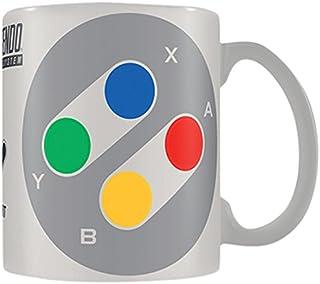 Nintendo kaffemugg, papper, flera färger, 11 x 11 x 1,3 cm
