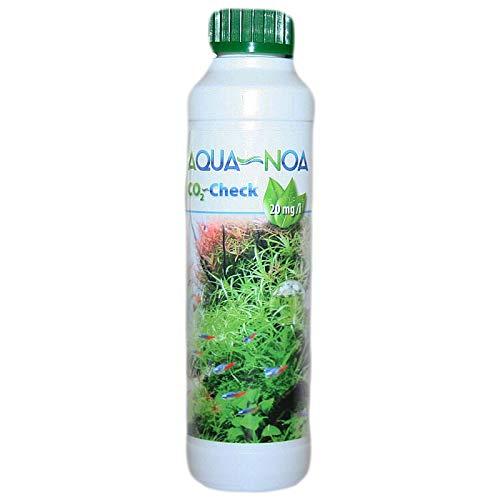 Aqua-Noa CO2 Testflüssigkeit mit Farbindikator für 20 mg/l CO2 Check Dauertest- 250 mL