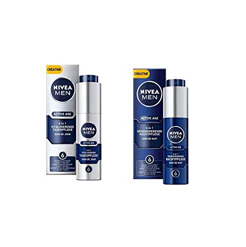 Nivea Men Active Age Face Set