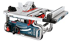 Bosch GTS1031 Portable Jobsite Table Saw review 2019