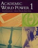 Academic Word Power Book 1 (144 pp)