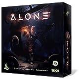 Horrible Games- Alone - Juego de Mesa Castellano, Color (Asmodee EEHGAL01)