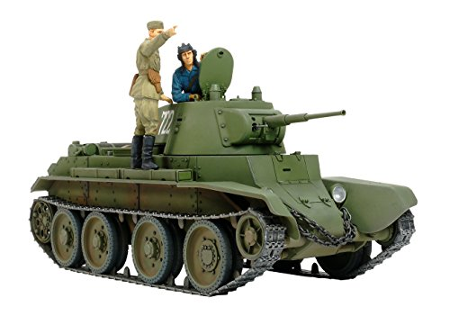 Tamiya Models Russian Tank BT-7 Model Kit